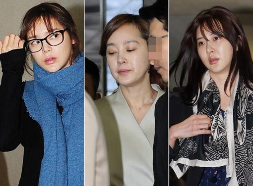"""Hoa hậu, Á hậu Hàn """"lật lọng"""" sau 13 lần hầu tòa 2"""
