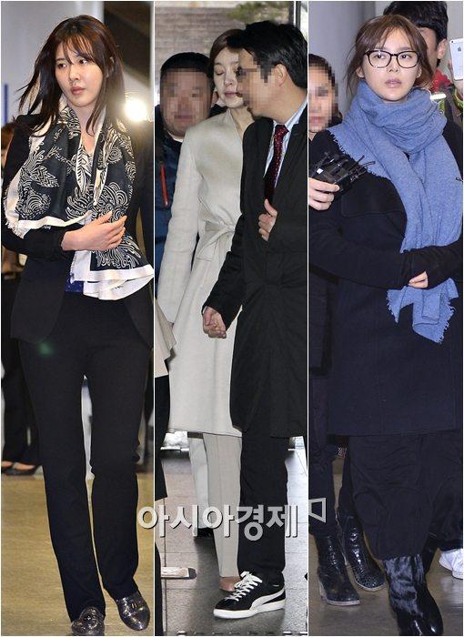 Viện kiểm sát tuyên án Hoa hậu, Á hậu Hàn 8 tháng tù giam 2