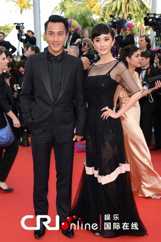 Lưu Khải Uy bất ngờ tuyên bố Dương Mịch đã có thai hơn 3 tháng 3