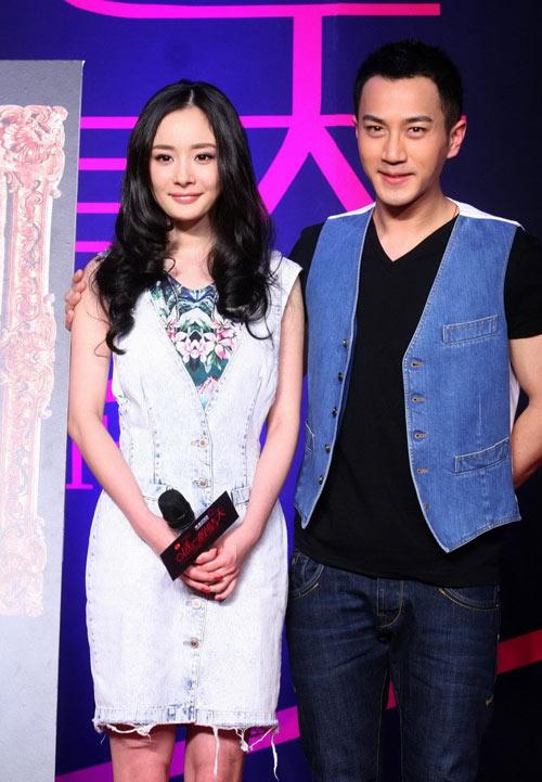 Lưu Khải Uy bất ngờ tuyên bố Dương Mịch đã có thai hơn 3 tháng 4