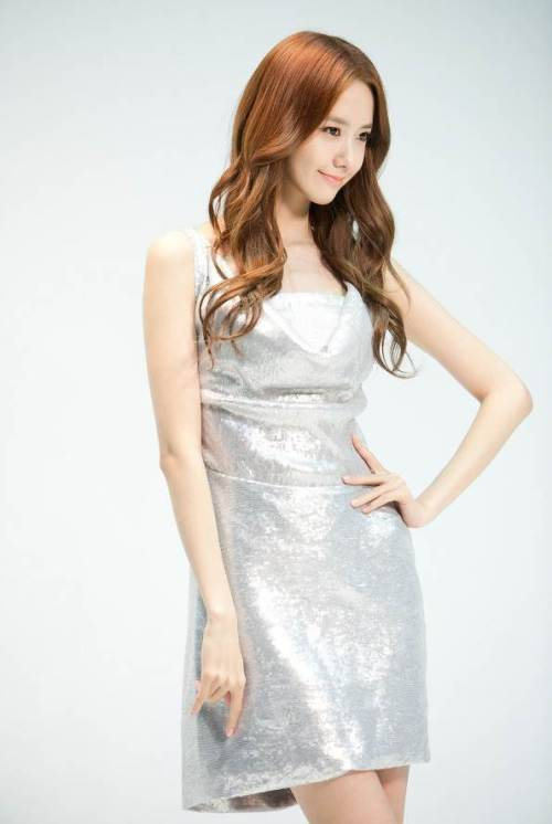 Ảnh hậu trường chưa chỉnh sửa đẹp long lanh của Yoona (SNSD) 2