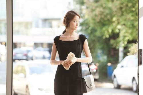 Ảnh hậu trường chưa chỉnh sửa đẹp long lanh của Yoona (SNSD) 4