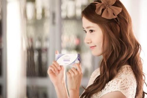 Ảnh hậu trường chưa chỉnh sửa đẹp long lanh của Yoona (SNSD) 6