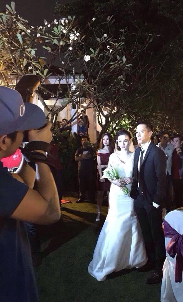Rò rỉ ảnh Thu Thủy bí mật đám cưới với bạn trai 12 năm 4
