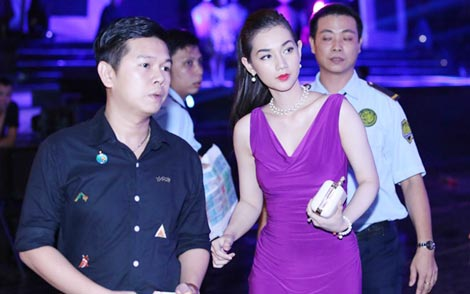 """Quỳnh Chi: """"Tình vợ chồng bộc lộ rõ nhất lúc khó khăn"""" 1"""