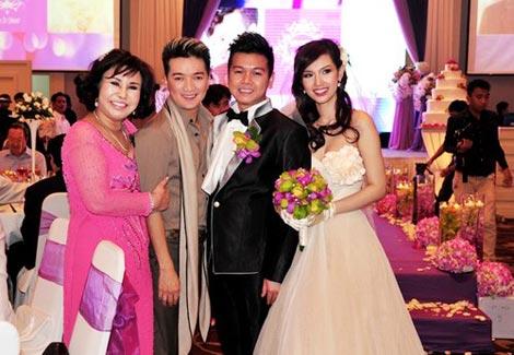 """Quỳnh Chi: """"Tình vợ chồng bộc lộ rõ nhất lúc khó khăn"""" 2"""