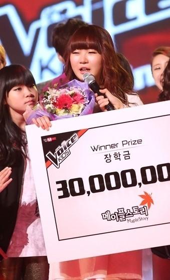 "Học trò của Yoseob (B2ST) thắng ""Voice Kids"" 1"