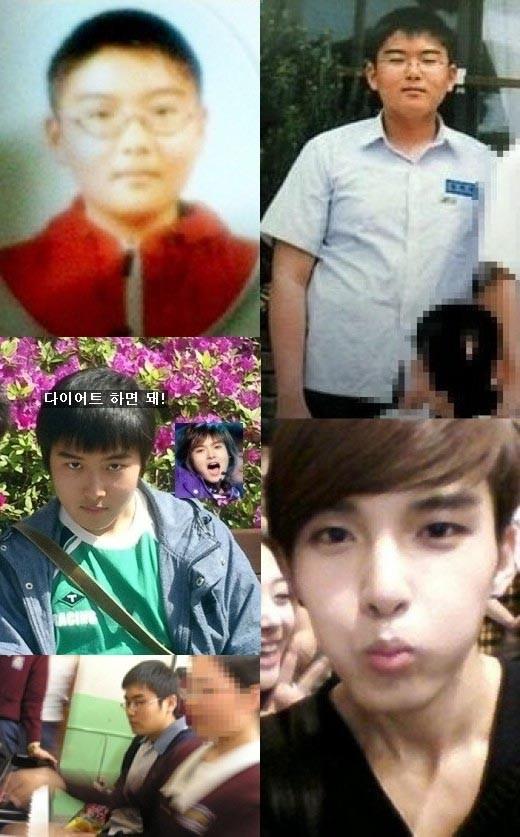 """Những thành tích giảm cân """"khủng"""" của ca sỹ Hàn 10"""