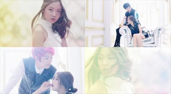 Trai xinh, gái đẹp lạ mặt gây chú ý trong các MV Kpop 5
