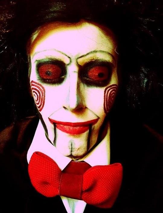 Tự make-up biến mình thành người nổi tiếng 4