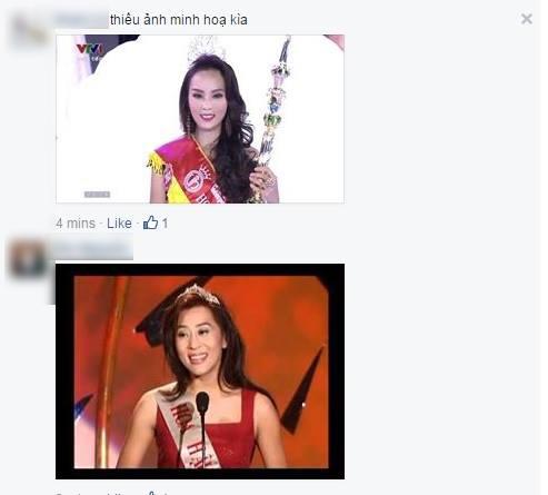 Dân mạng thi nhau chế ảnh vì sự trùng tên giữa MC và Hoa hậu Nguyễn Cao Kỳ Duyên 5