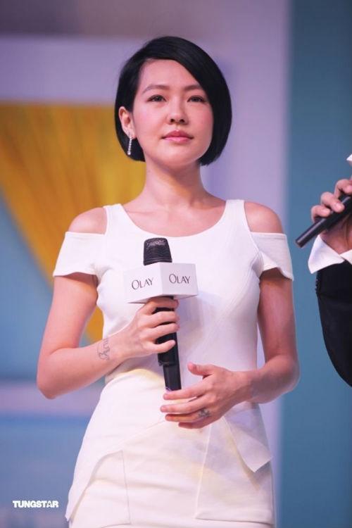 """MC số một Đài Loan Tiểu S hứng """"gạch đá"""" vì văng tục  1"""