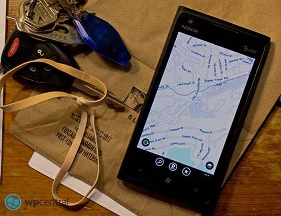 Người dùng Windows Phone 8 không thể sử dụng Google Maps