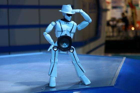 Sản phẩm robot Việt Nam gây sốt tại CES 2013 3