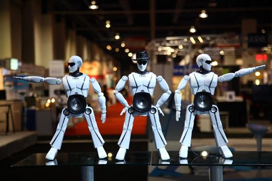 Sản phẩm robot Việt Nam gây sốt tại CES 2013 7