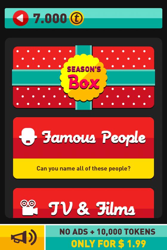 """Game """"Đuổi hình bắt chữ"""" cực """"chất"""" trên smartphone 5"""
