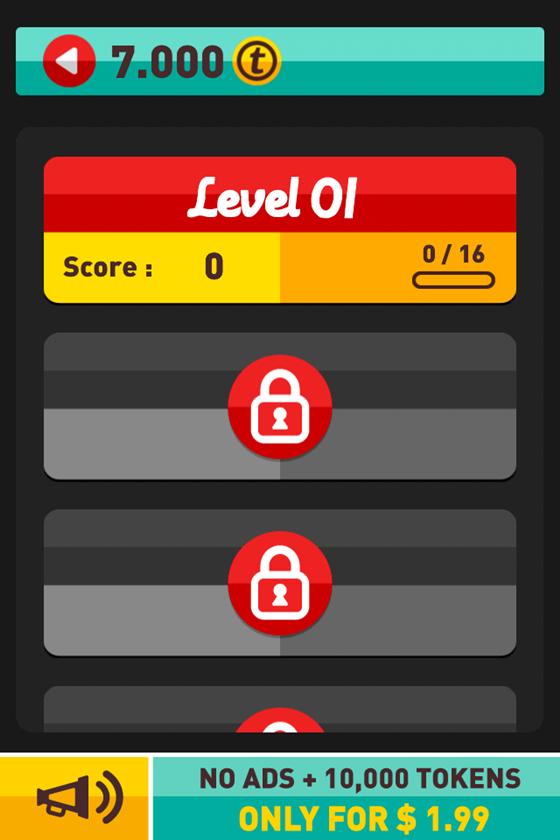 """Game """"Đuổi hình bắt chữ"""" cực """"chất"""" trên smartphone 7"""
