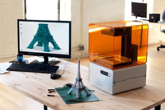 Trở thành triệu phú nhờ máy in 3D 1