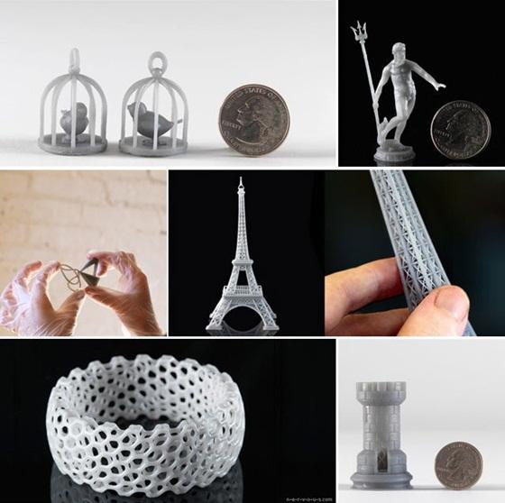 Trở thành triệu phú nhờ máy in 3D 2