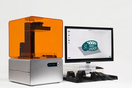 Trở thành triệu phú nhờ máy in 3D 3