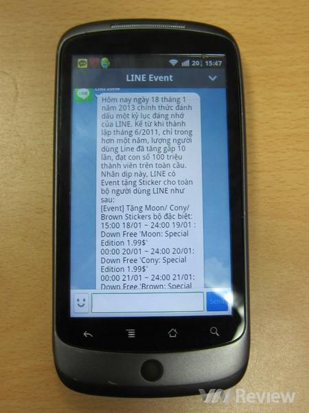 Nhà mạng chặn ứng dụng nhắn tin miễn phí? 4