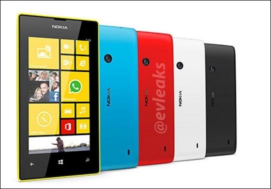 Lộ diện thiết kế smartphone giá rẻ mới của Nokia 1