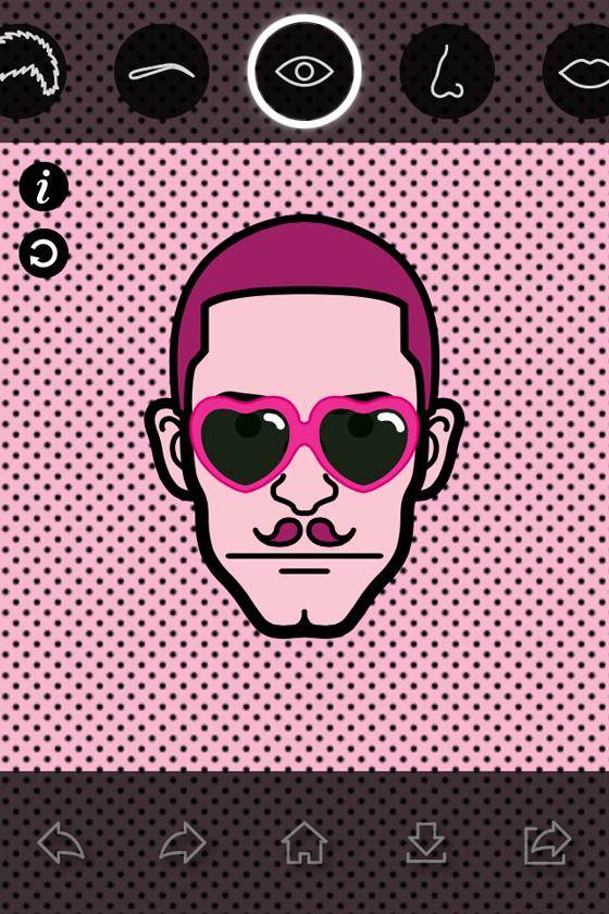 "iMadeFace - Trào lưu avatar ""độc"" trên Facebook 11"