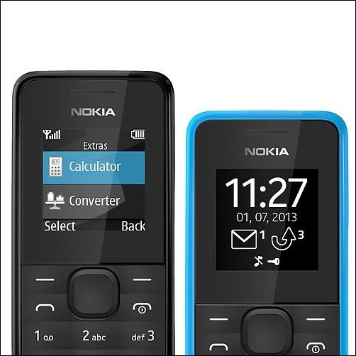 """Nokia cho ra mắt điện thoại """"siêu siêu rẻ"""" với pin khủng 3"""
