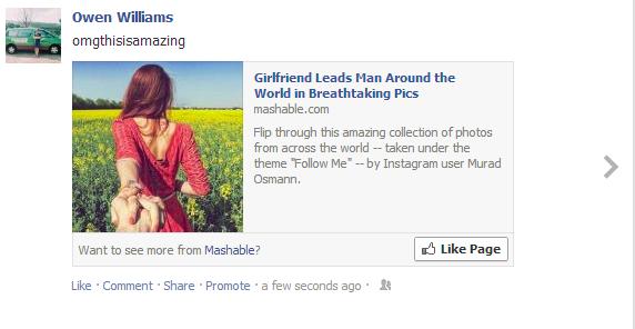 Facebook tiếp tục đổi giao diện mới 5