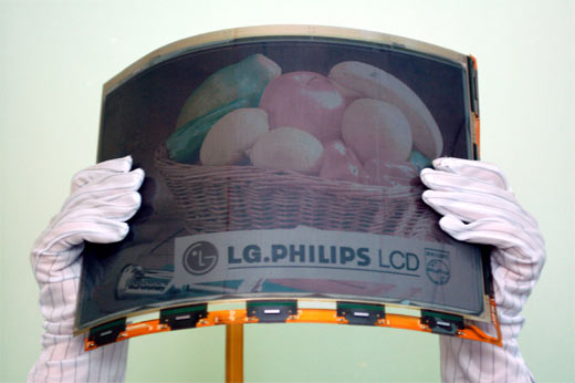 """LG sẽ cho ra mắt smartphone màn hình """"dẻo"""" trong năm nay 3"""