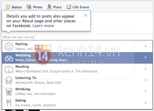 Tính năng biểu cảm mới toanh của Facebook xuất hiện tại Việt Nam 2