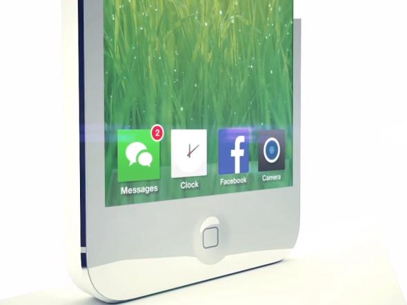 Bản concept iOS 7 với thiết kế phẳng vô cùng đẹp mắt 4