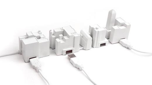 """10 phụ kiện chia USB với thiết kế cực """"độc"""" 6"""