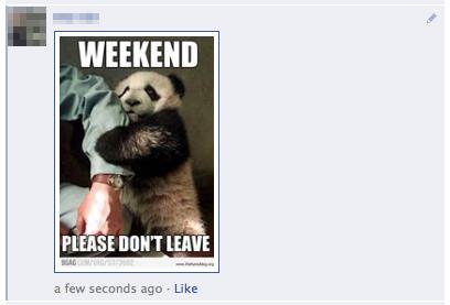 Trào lưu comment bằng ảnh tràn ngập Facebook 13