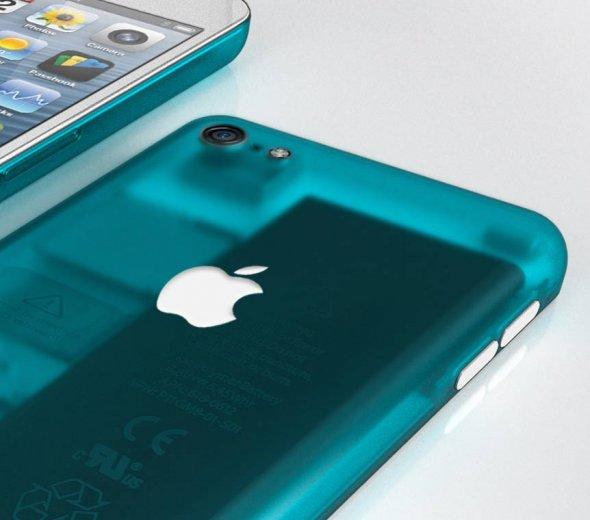 iPhone giá rẻ sẽ có 5 màu sắc khác nhau cùng thiết kế giống iPhone 5 2