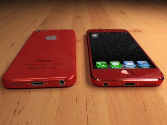 Apple đang thử nghiệm iPhone kích thước màn hình 4,7 và 5,7 inch 2