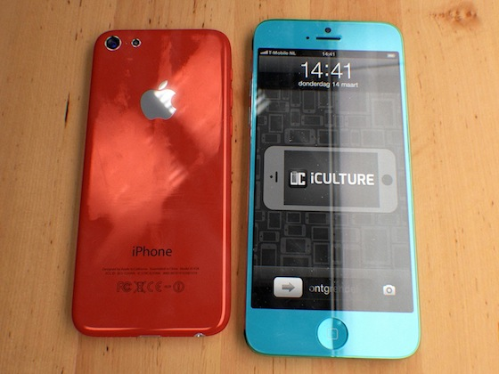 Apple đang thử nghiệm iPhone kích thước màn hình 4,7 và 5,7 inch 4