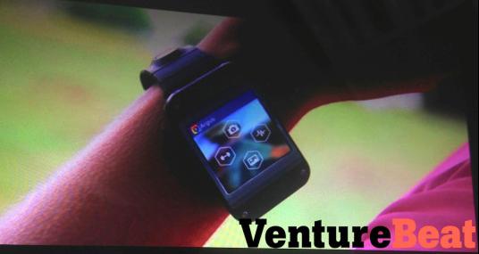 Lộ diện phiên bản thử nghiệm của đồng hồ thông minh Samsung 1