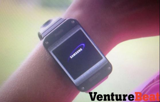 Lộ diện phiên bản thử nghiệm của đồng hồ thông minh Samsung 5