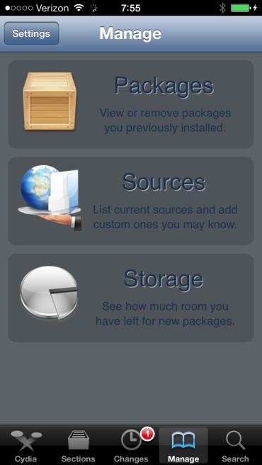 Bản jailbreak iOS 7 chính thức ra mắt 5