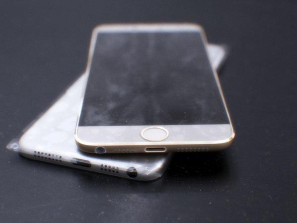 Lộ diện hình ảnh của iPhone 6? 2