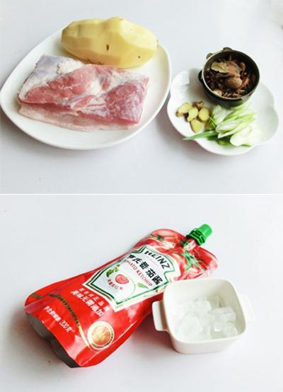 Ngày lạnh làm thịt kho khoai tây ăn với cơm nóng cực ngon 1