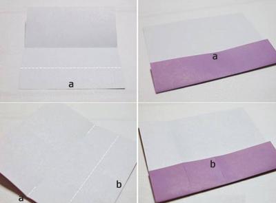Học cách gấp hộp quà tam giác đơn giản và tiện lợi 1