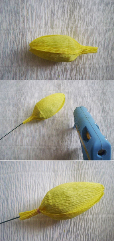 Cách cắt hoa giấy giống y như thật làm quà 8/3 4