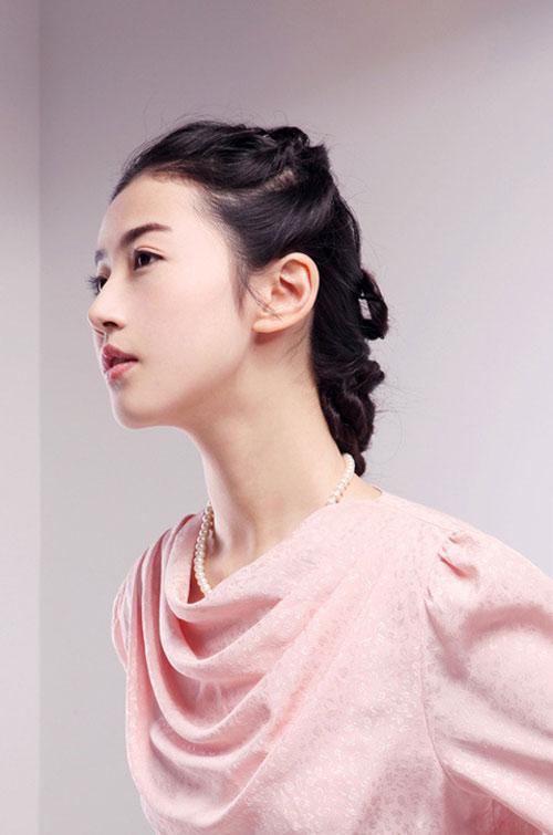 Những hot girl Trung Quốc có vẻ đẹp thiên thần 37