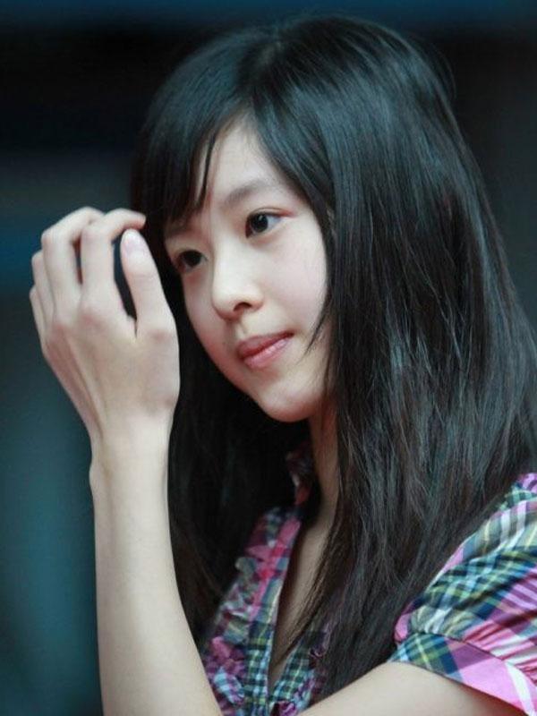 Những hot girl Trung Quốc có vẻ đẹp thiên thần 5