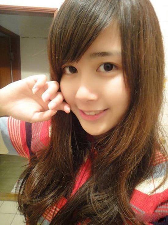 """Dân mạng Đài Loan sốt với """"Cô bé trà sữa"""" phiên bản 2 1"""