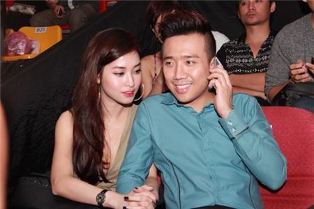 Những hot girl là bạn gái xinh xắn của sao Việt 19