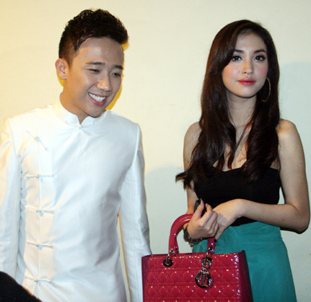 Những hot girl là bạn gái xinh xắn của sao Việt 18