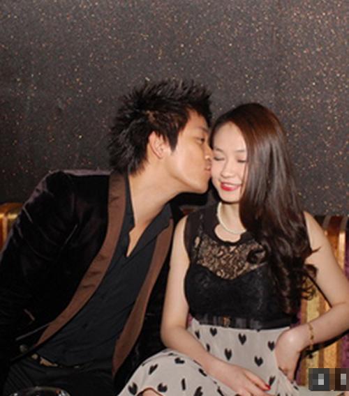 Những hot girl là bạn gái xinh xắn của sao Việt 1